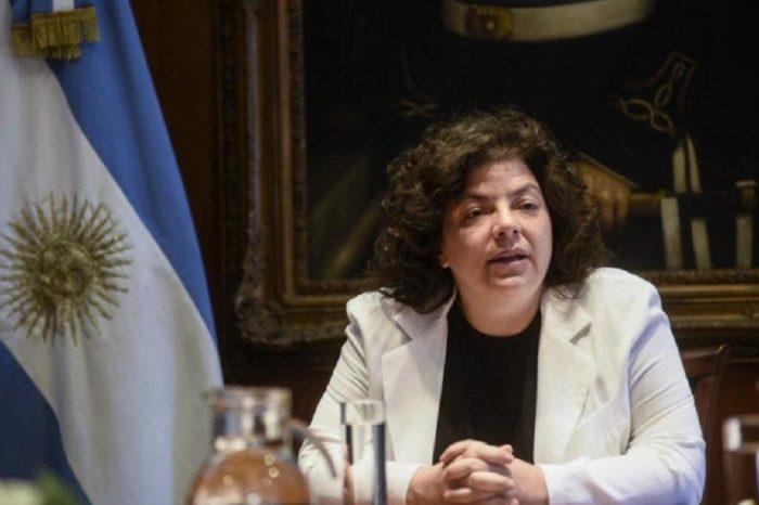 """Carla Vizzotti: """"En abril estariamos recibiendo dosis de AstraZeneca"""""""
