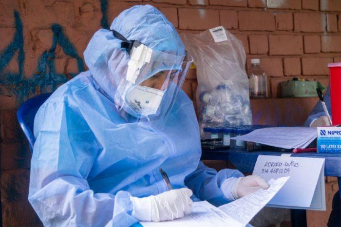 Coronavirus Colombia: 17.483 casos nuevos y 281 muertos
