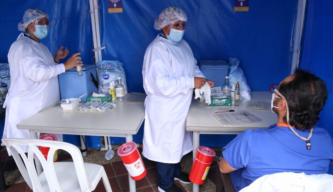 Coronavirus en Colombia: Casi 12.000 nuevos casos de COVID-19