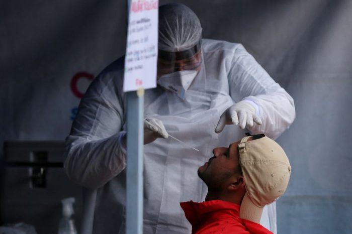 El 53% de los habitantes de Bogota ya se habrian contagiado de la Covid-19