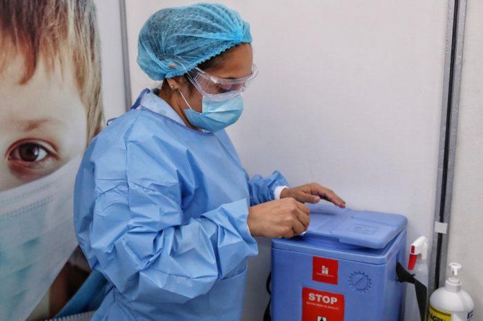 Colombia recibio nuevo lote con 500.000 vacunas de Sinovac