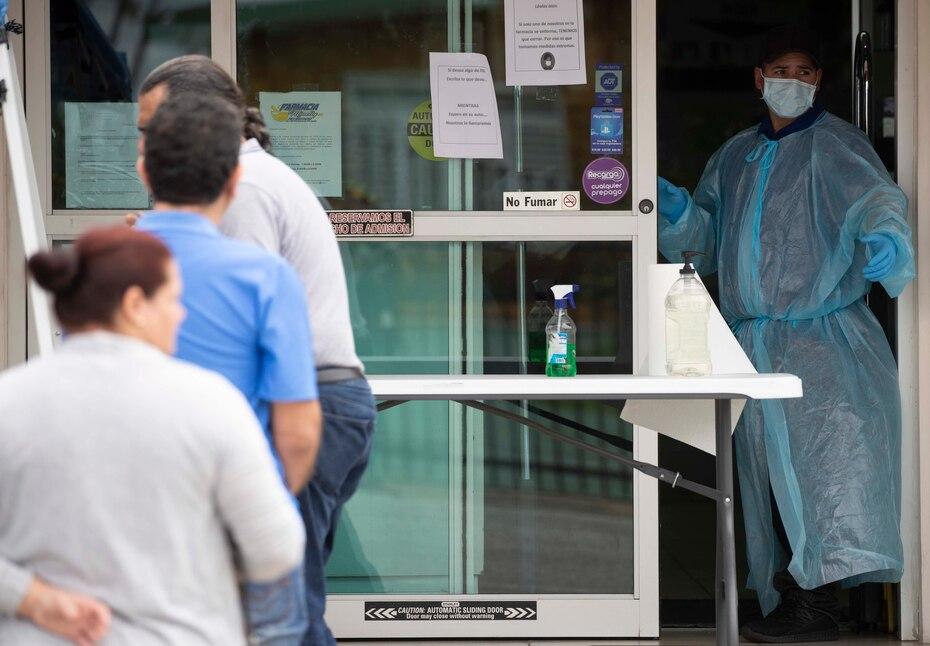 Los informes, de inicios de abril, indicaron que 10 medicos arrojaron positivo a pruebas del coronavirus.