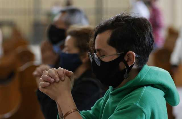La Semana Santa, punto de inflexion de la pandemia, pone en alerta a Colombia