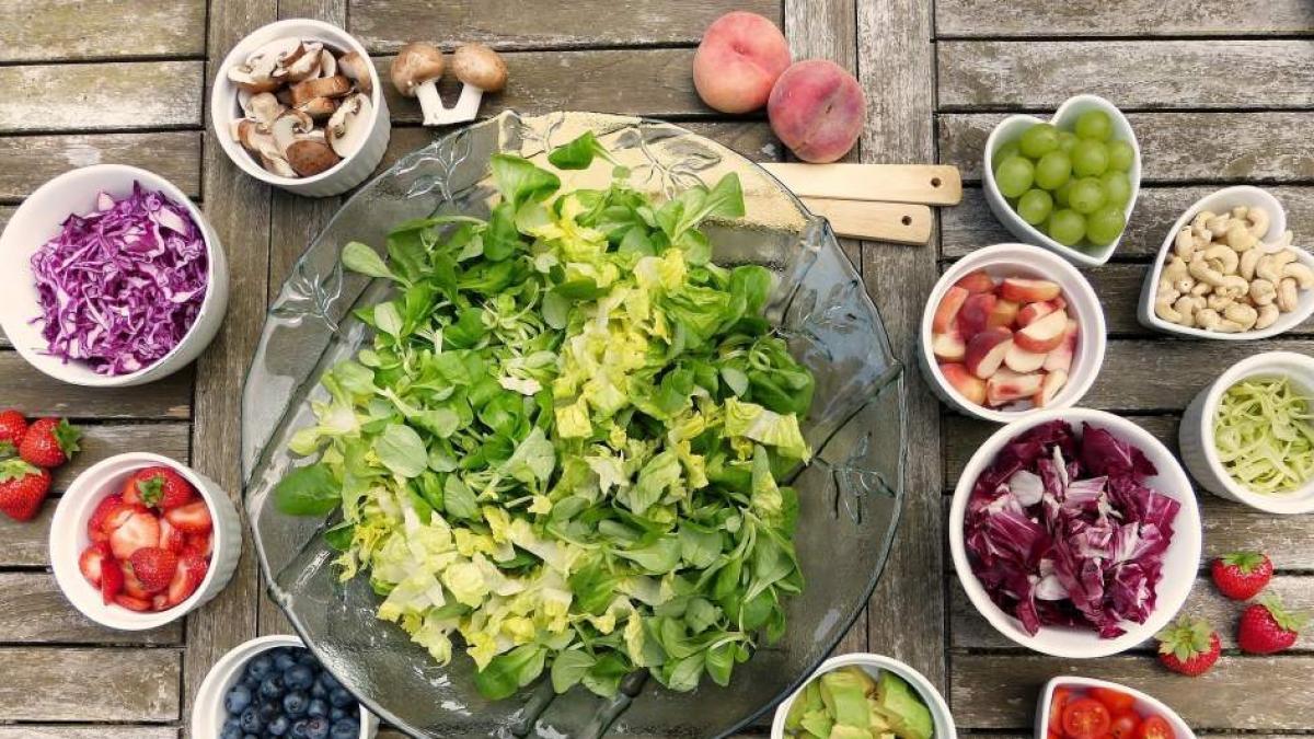 Comidas que fortalecen y comidas que debilitan el sistema inmune
