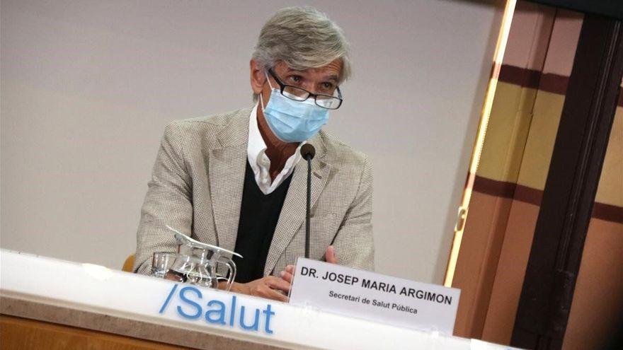 """Argimon: """"Catalunya recibira 14 millones de vacunas y llegara a la inmunidad a final de verano"""""""