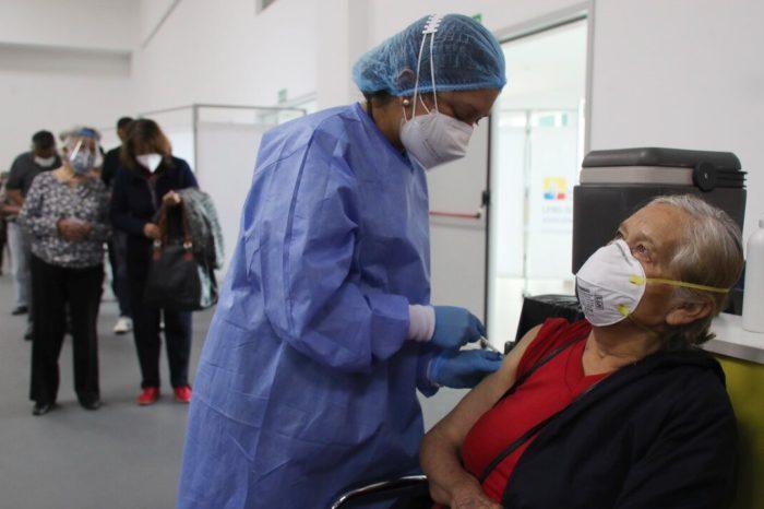 Latinoamerica no esta recibiendo suficientes vacunas contra el COVID-19