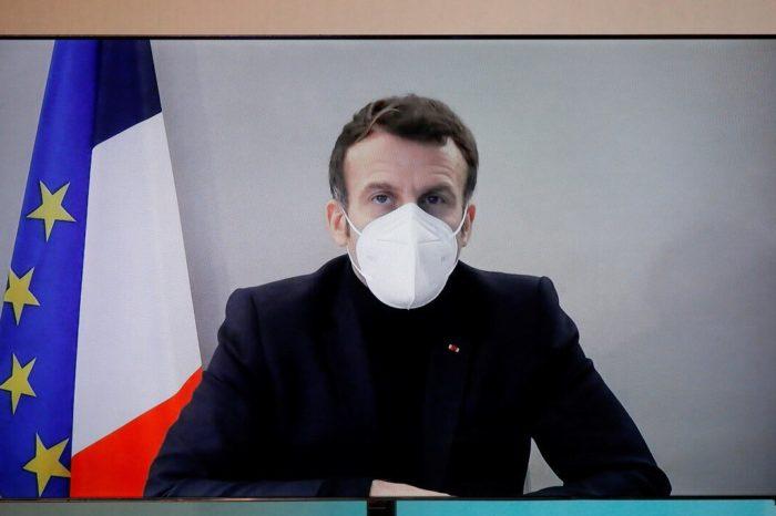 Emmanuel Macron ordena un nuevo confinamiento en Francia por un mes