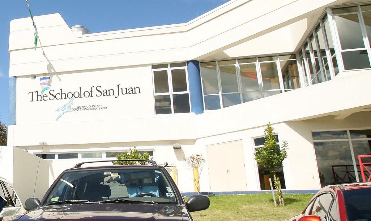 El Municipio de San Juan no reanudara aun las clases presenciales en sus tres escuelas por el COVID-19