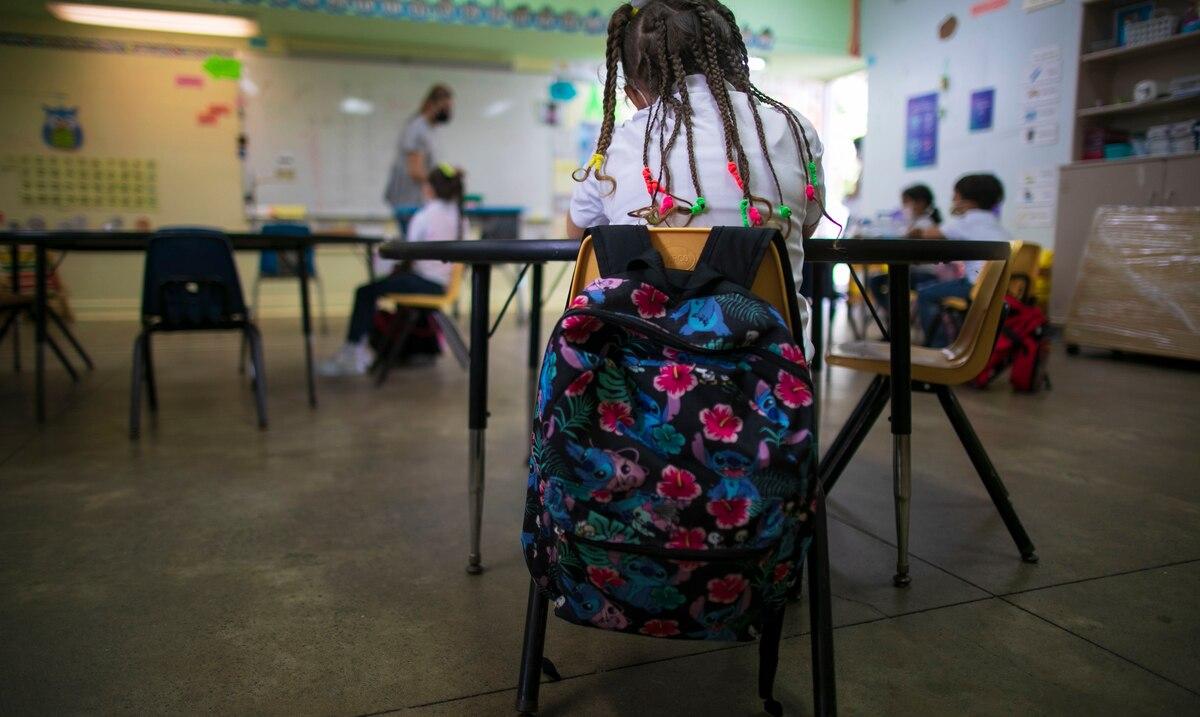 Educacion reitera que maestros con internet en sus hogares trabajaran desde las casas ante alza de COVID-19