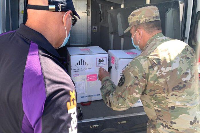 La Guardia Nacional arranca sin contratiempos la nueva fase para la vacunacion contra el COVID-19