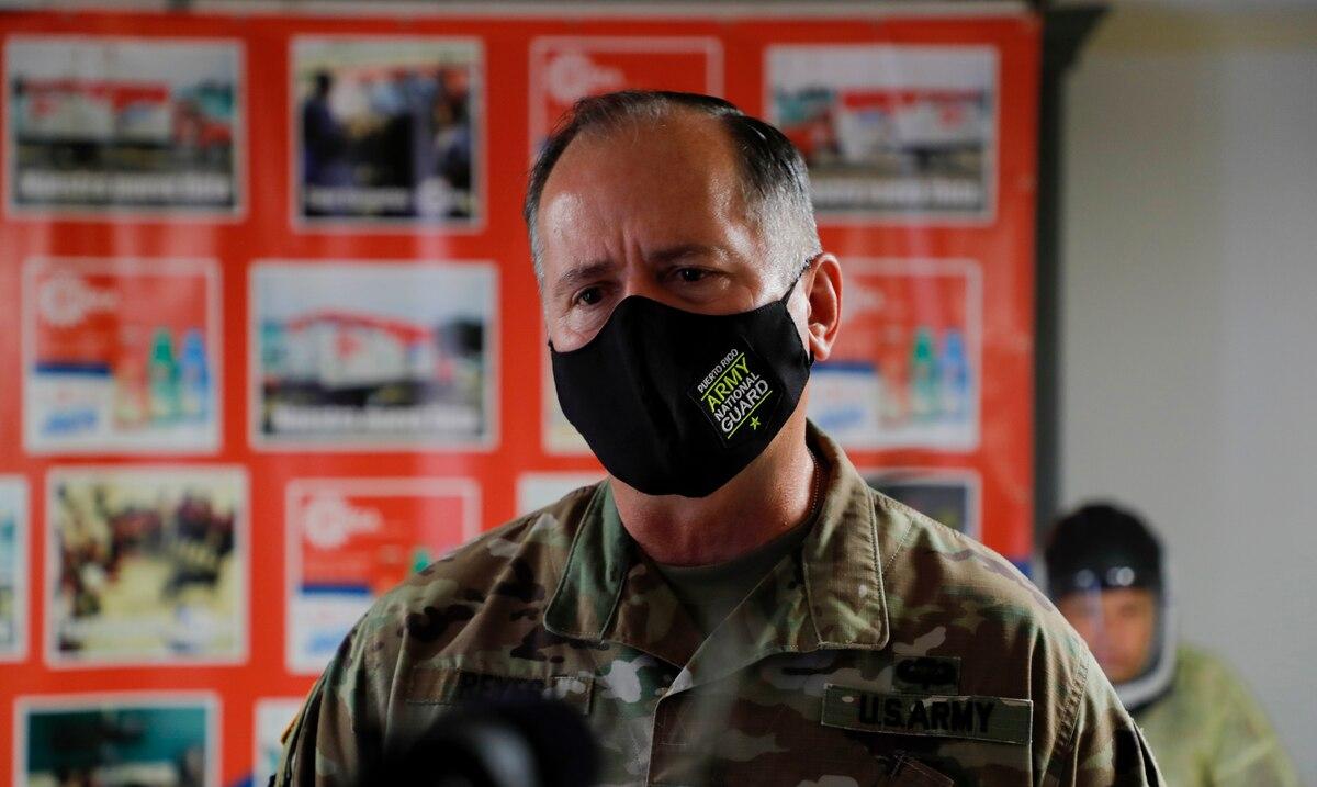 La Guardia Nacional abrira un centro de vacunacion en Humacao