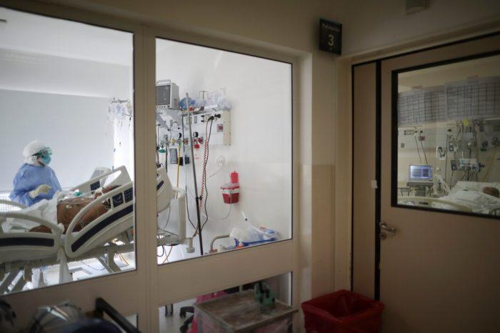 Hospitalizaciones por COVID-19 han ido en aumento desde el 20 de marzo