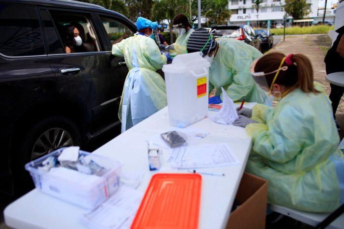 Puerto Rico supera los 100,000 casos confirmados por COVID-19 con 236 adicionales