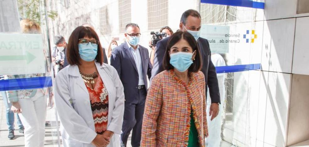 Sanidad avanza que el martes llegara a España la vacuna de Janssen