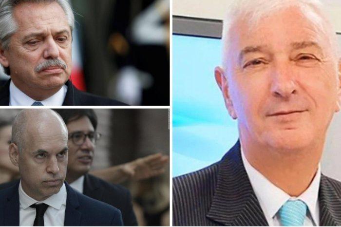 Desde Alberto Fernandez hasta Rodriguez Larreta: el arco politico despide a Mauro Viale