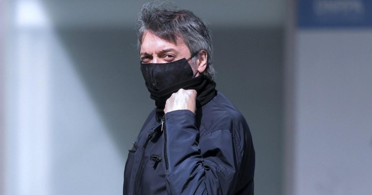 Maximo Kirchner se aislara por haber estado reunido con Alberto Fernandez
