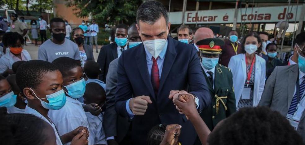 Sanchez garantiza que se cumplira el plan de vacunacion con o sin AstraZeneca