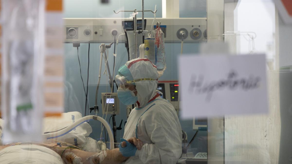 7 de cada 10 hospitalizados de Covid no se han recuperado por completo cinco meses despues del alta