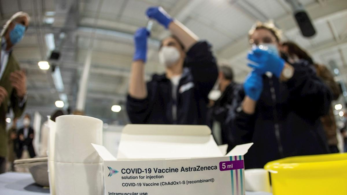 Cientificos alemanes descubren la causa de los trombos relacionados con la vacuna de AstraZeneca