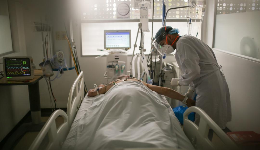 Coronavirus Colombia: 23.374 casos nuevos y 514 fallecidos