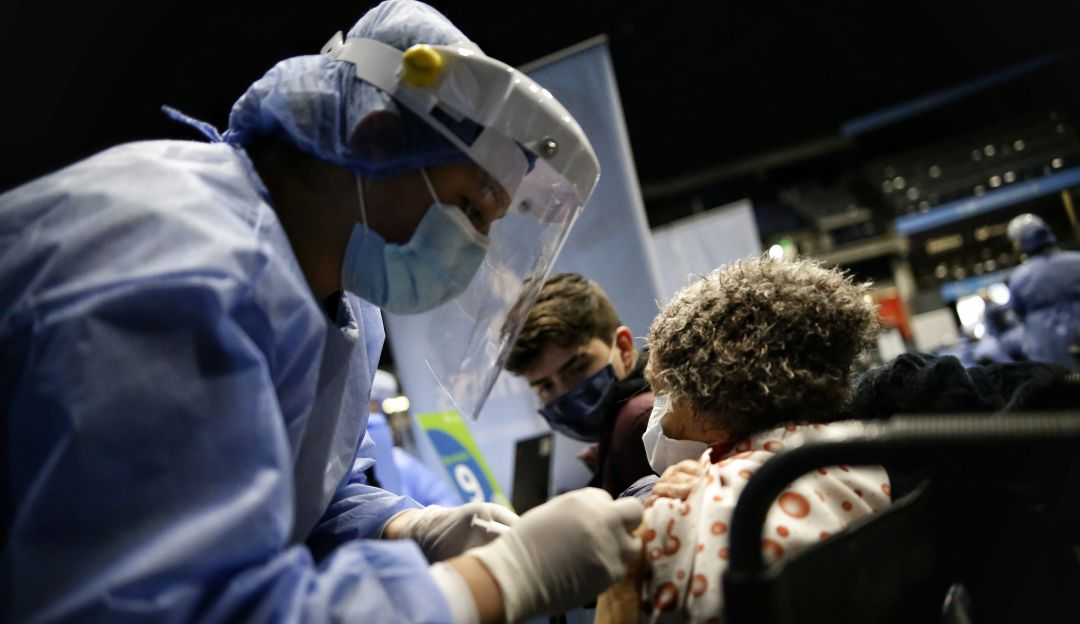 Colombia recibio nuevo lote con mas de 391.000 vacunas de Pfizer/BioNTech