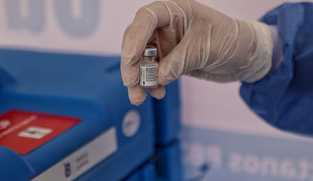 Gobierno: menos del 0,07% de vacunados han reportado efectos adversos