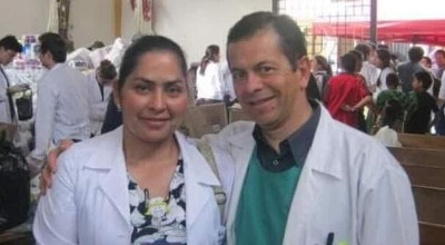Lloran el deceso de la enfermera Candida Rosa