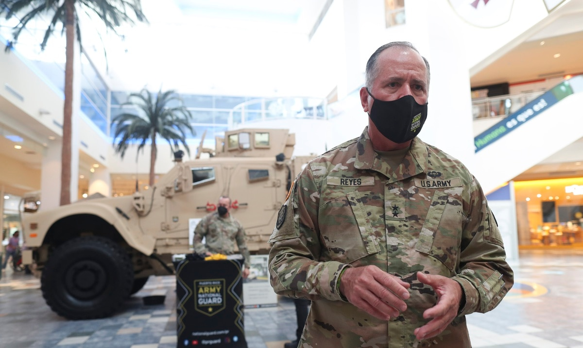 La activacion de la Guardia Nacional para atender la pandemia de COVID-19 en la isla ha costado mas de $50 millones