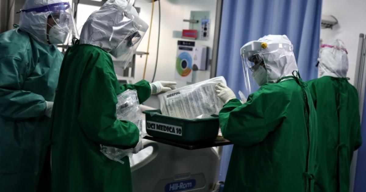 Tres jovenes de 24 años, entre las nuevas victimas mortales del COVID en Colombia