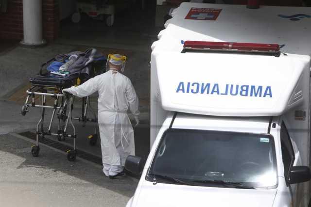 Colombia suma 486 nuevas muertes por covid-19 y totaliza 83.719 decesos