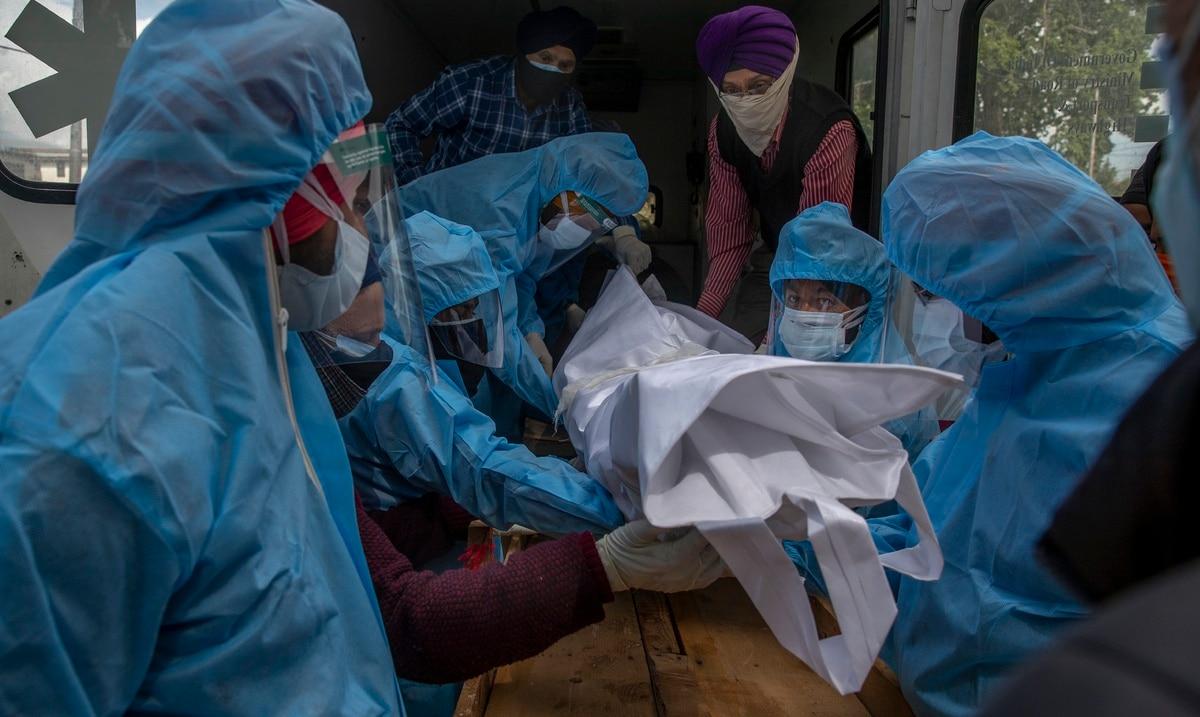 Vietnam detecta una variante de COVID-19 que mezcla las detectadas en India y Reino Unido