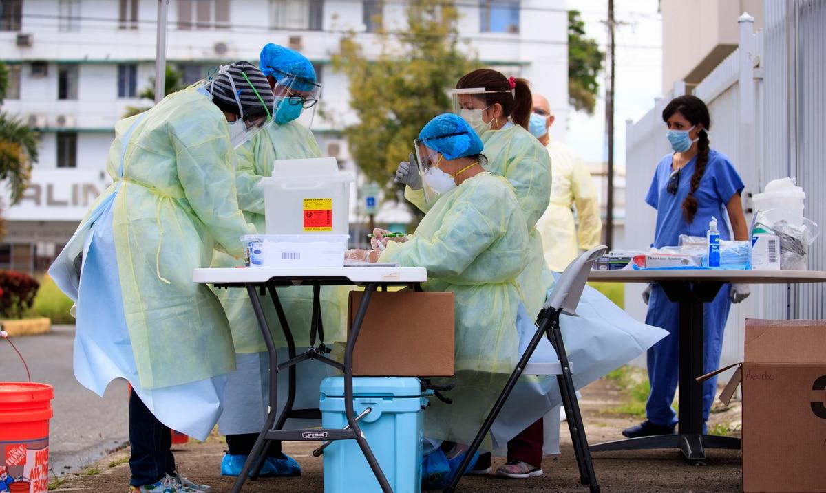 COVID-19 en Puerto Rico: tres nuevas muertes y 596 casos confirmados