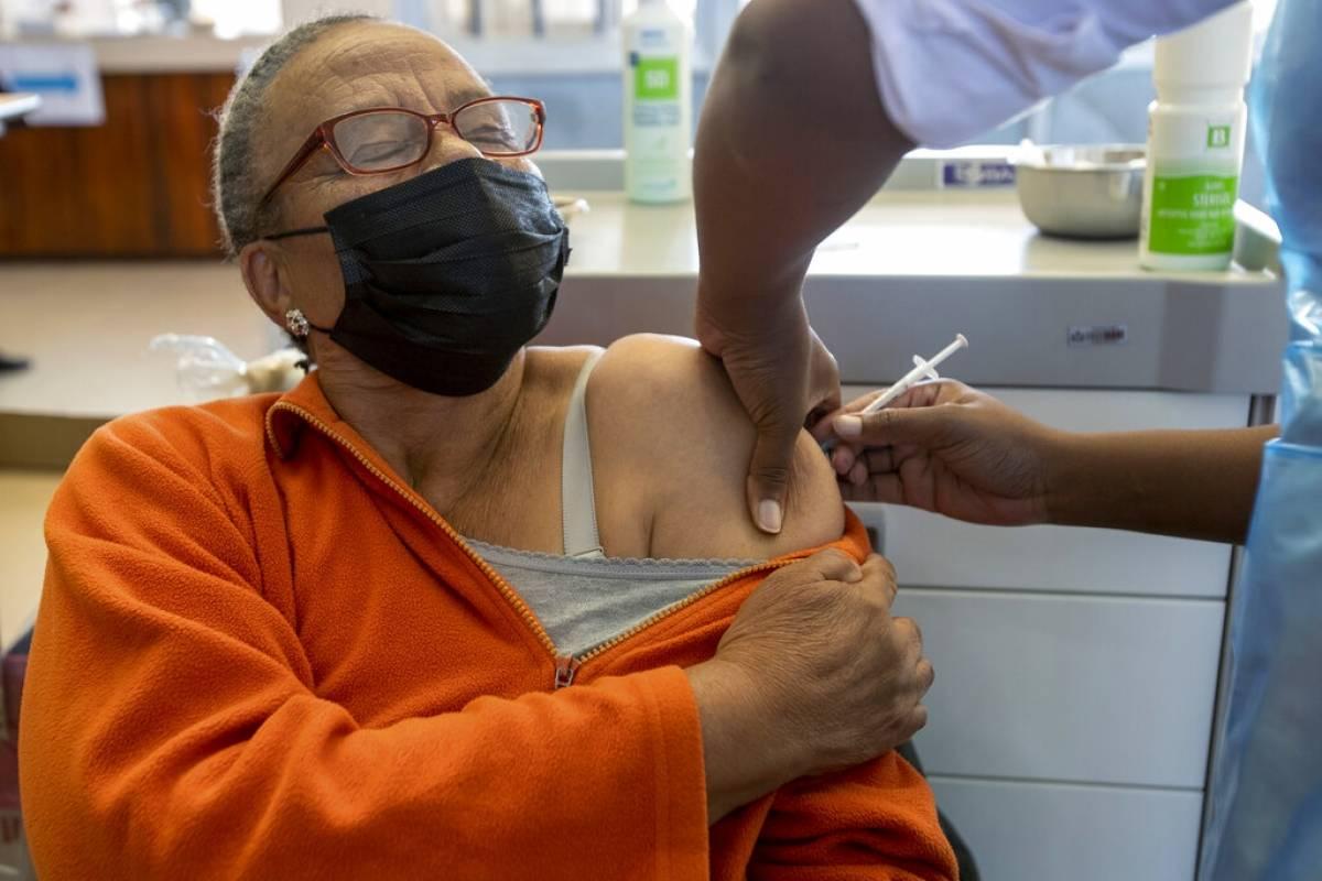 ONU pide mas vacunas contra el COVID-19 para África