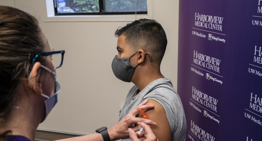 Vacunados en Estados Unidos ya no tendran que usar tapabocas en espacios cerrados