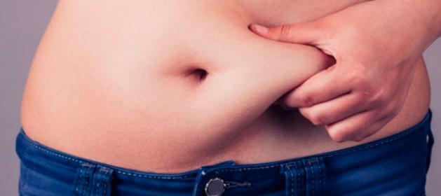 """Por que la grasa del abdomen es mas facil de quitar que los """"michelines"""""""
