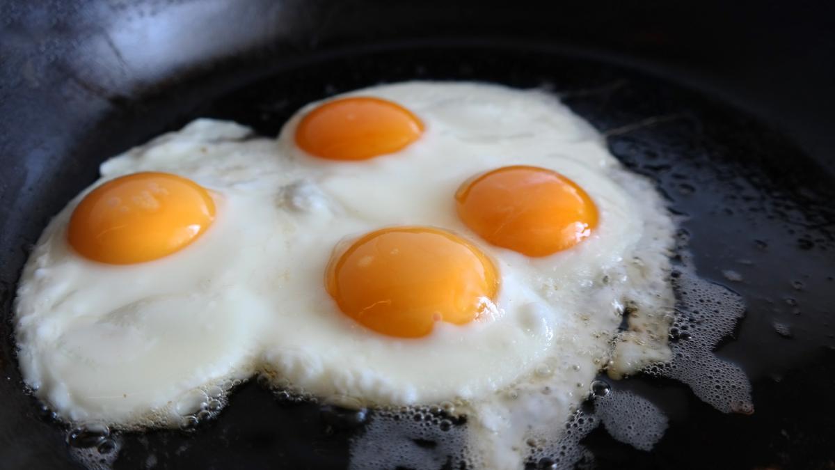 Un estudio apunta que el consumo excesivo de huevos aumenta el riesgo de diabetes