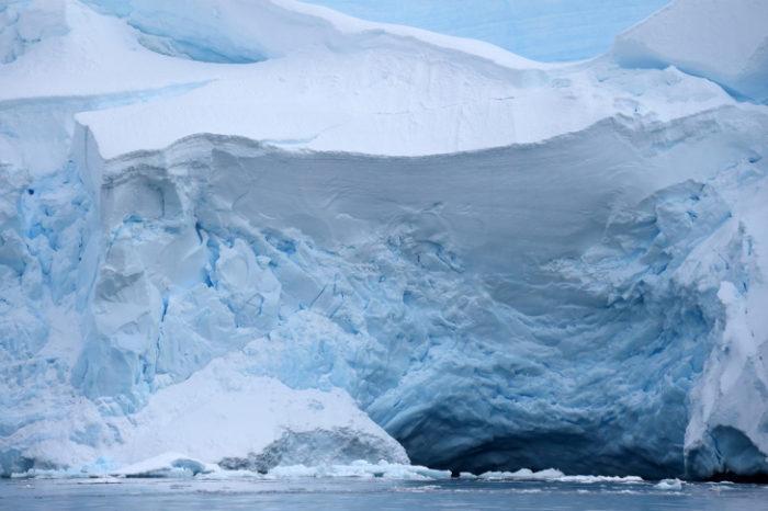 Iceberg mas grande del mundo se separo de la Antartida; equivale a la mitad de Puerto Rico