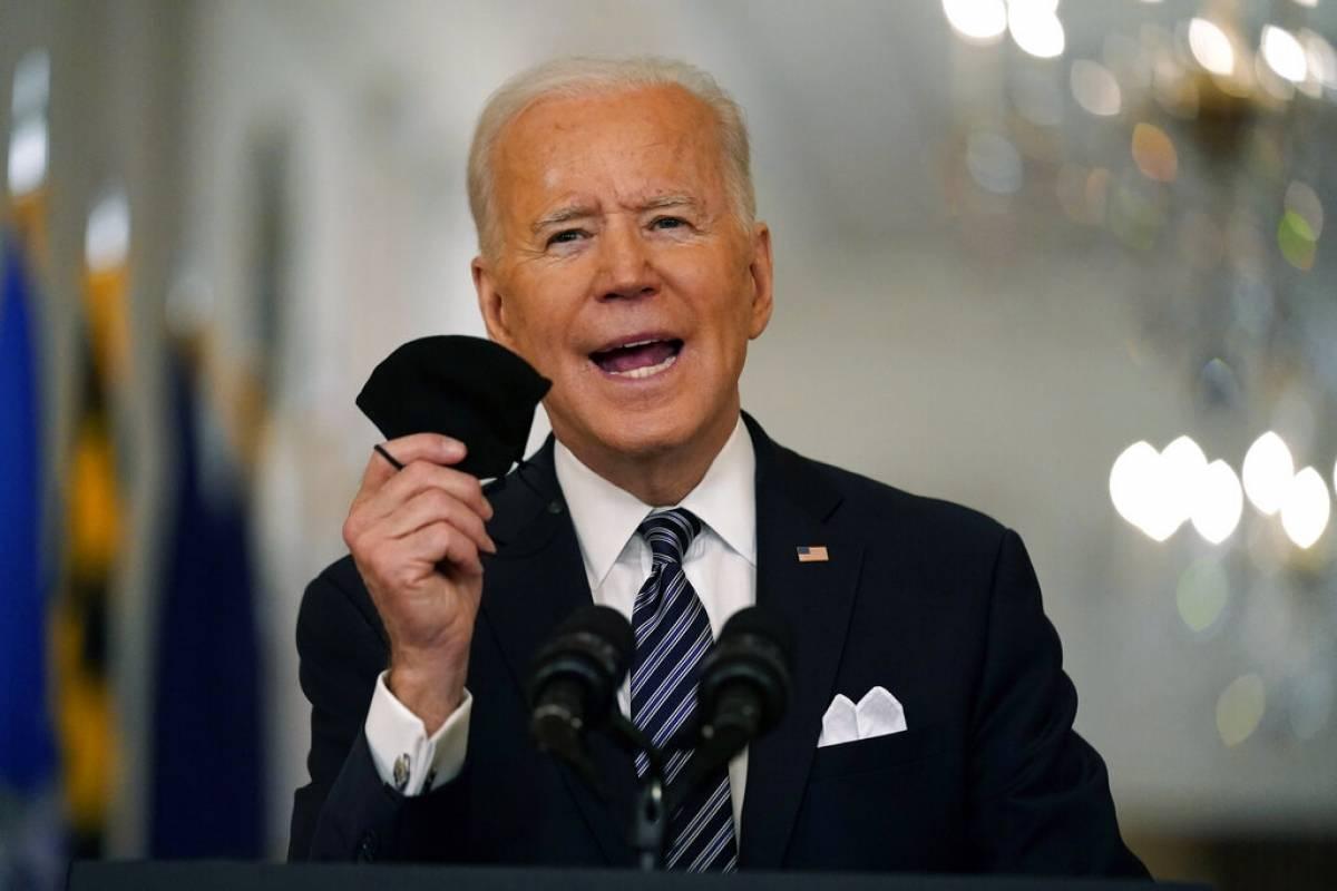 Biden pide a inteligencia investigar el origen del COVID-19