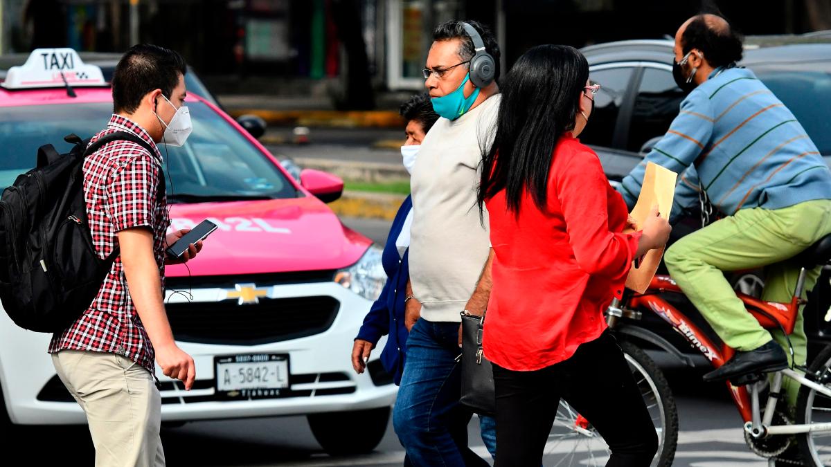 Diputados mexicanos 'cocinan' ley para uso obligatorio del cubrebocas