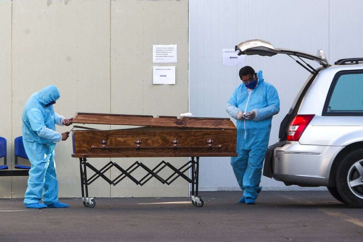 America Latina supera el millon de muertes por COVID-19