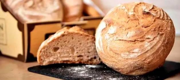 6 beneficios de comer pan con masa madre