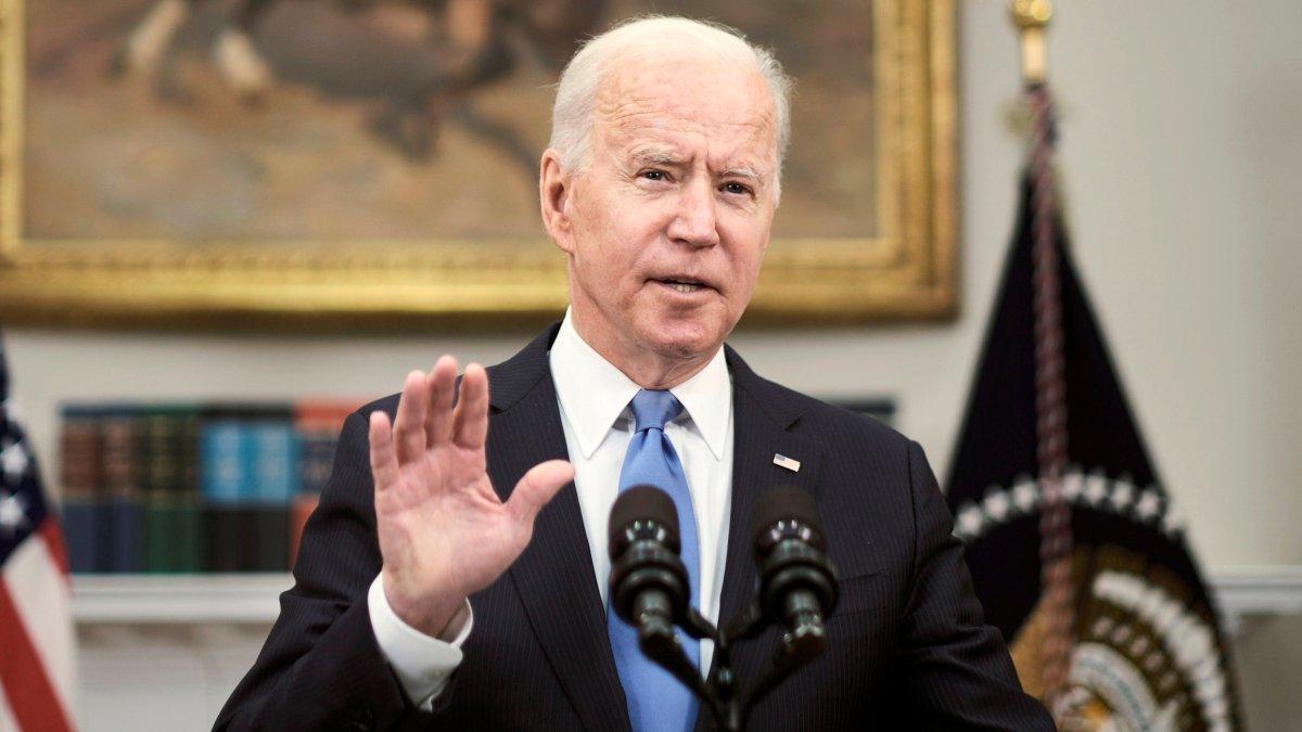 Biden busca una respuesta definitiva para el misterioso origen del COVID-19