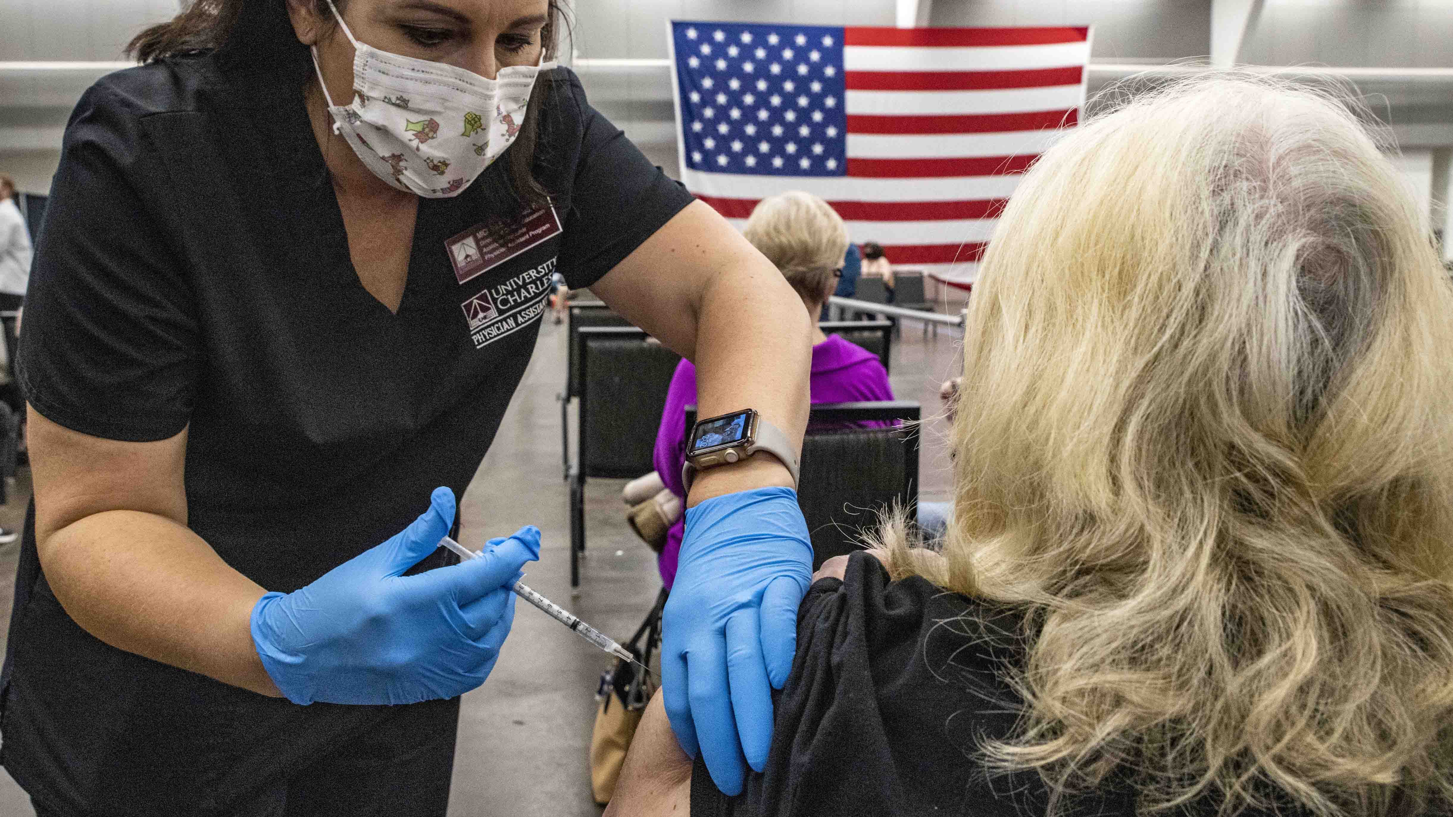 Muere por COVID-19 una mujer que ya habia completado el proceso de vacunacion