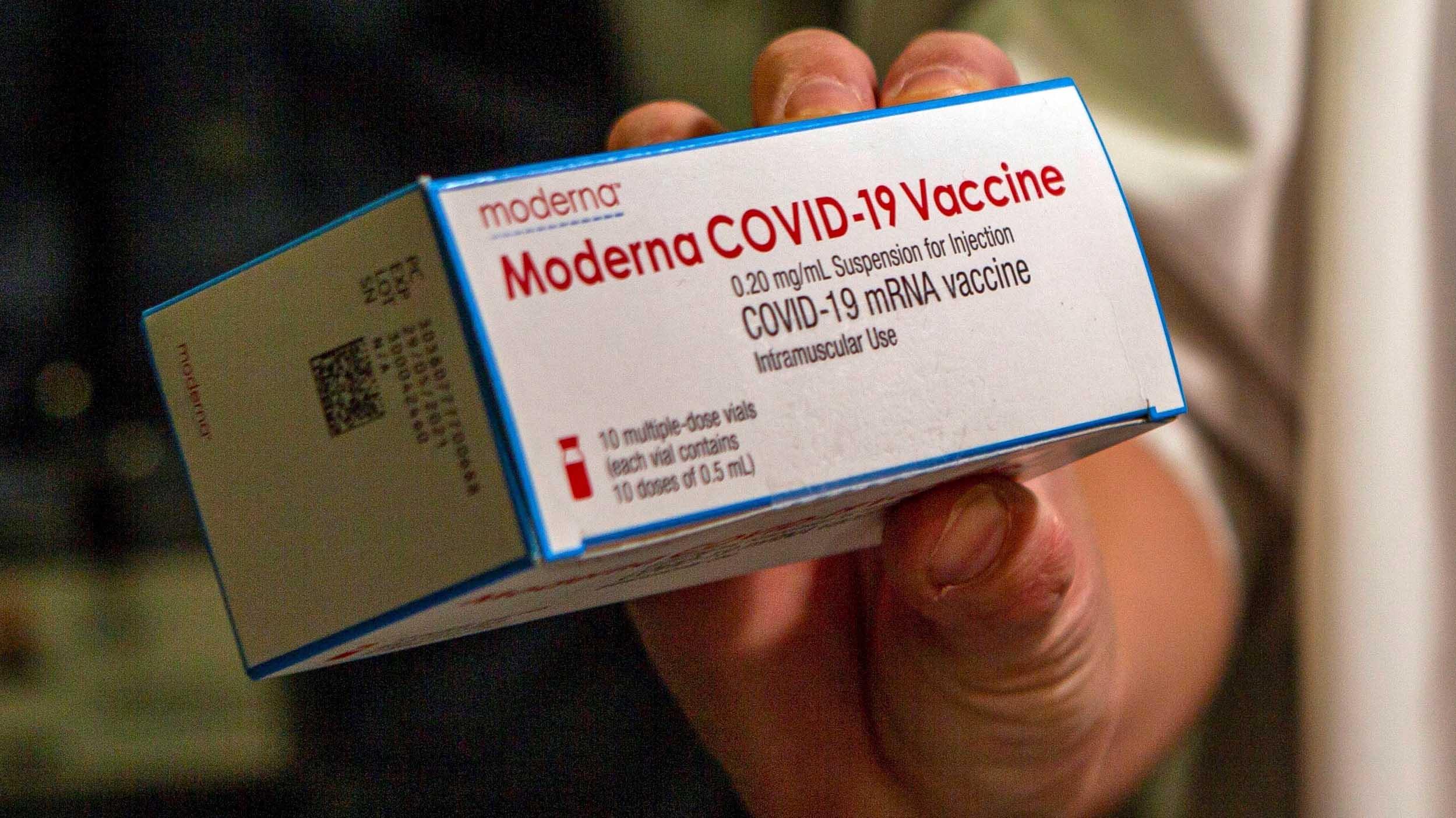Moderna dice que su vacuna contra el COVID-19 tiene una efectividad del 96% en adolescentes
