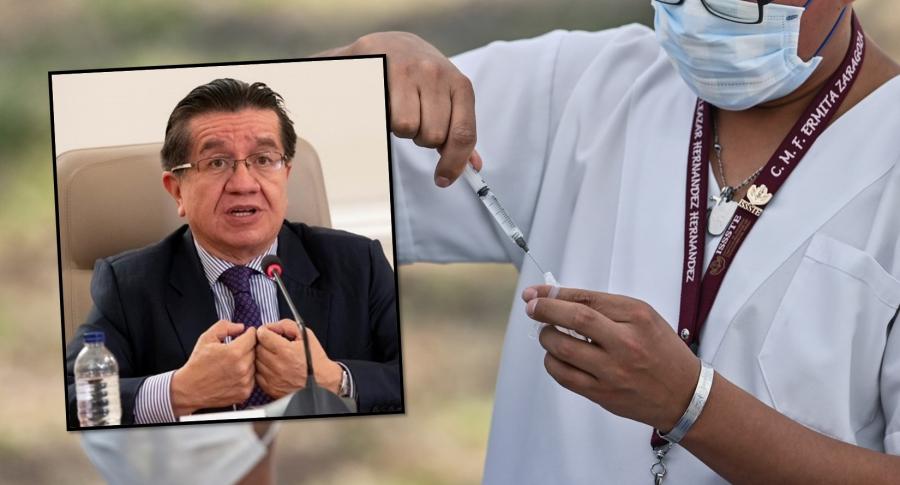 Nueva promesa de Minsalud: inmunidad de rebaño se lograria en Colombia este mismo año