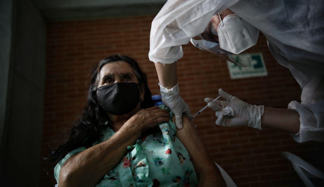 COVID-19 en Colombia: este lunes se reportaron 23.177 casos nuevos