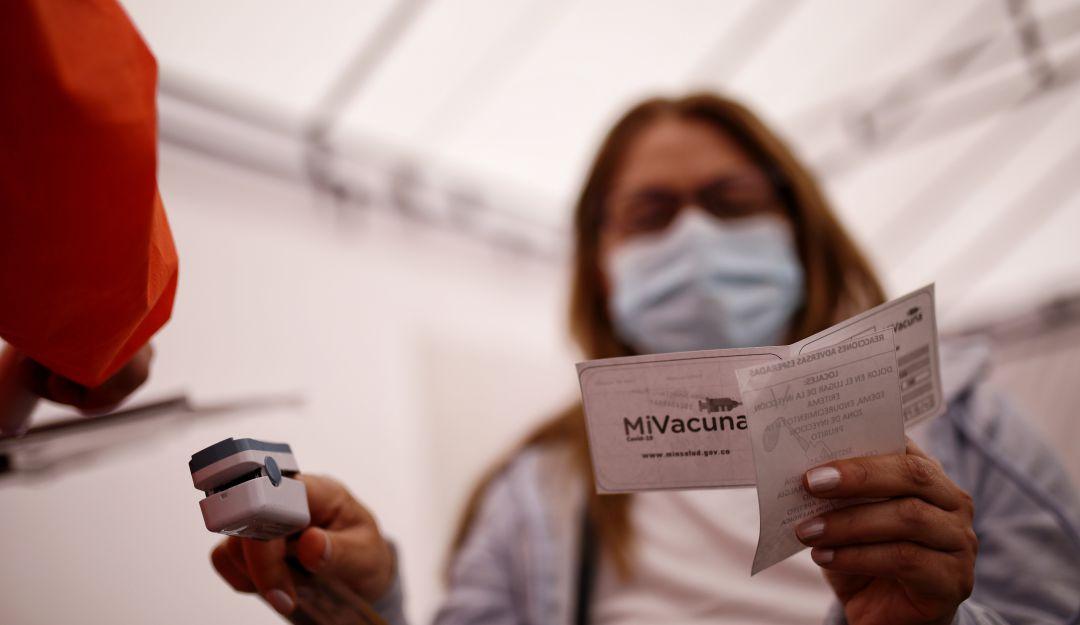 COVID-19: Colombia supero las 10 millones de dosis aplicadas