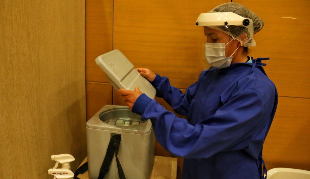 Colombia ha recibido 17,2 millones de vacunas contra la Covid-19