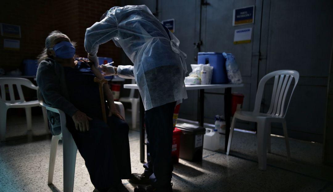 COVID-19: Colombia registro el mayor numero de muertes en un dia