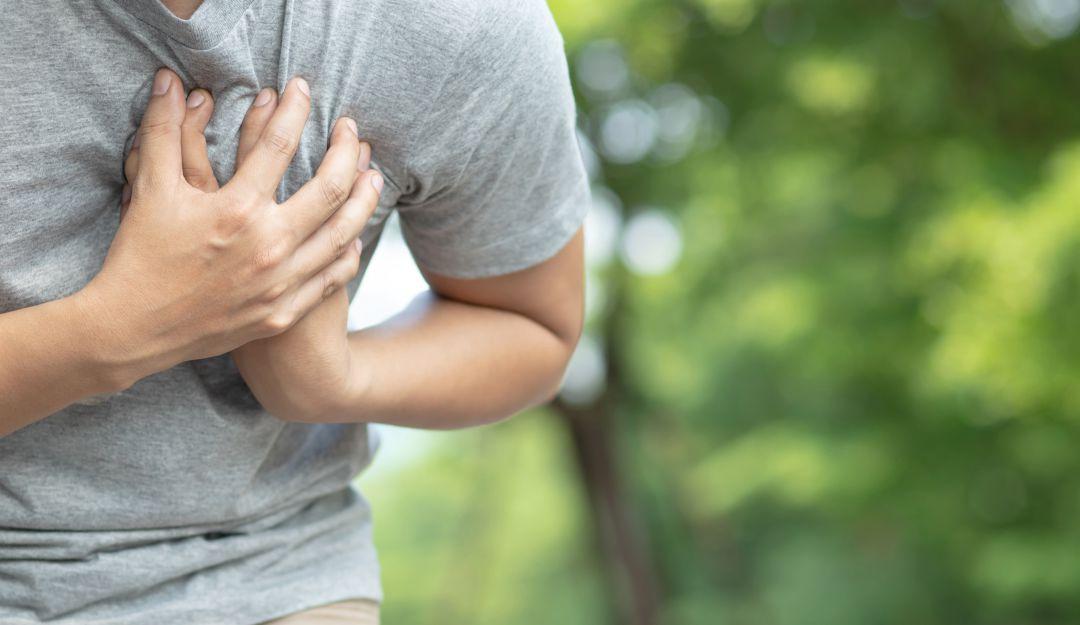 Los sintomas que experimenta una persona antes de sufrir un infarto